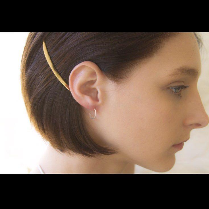Earring coming soon ;-) #pluie #pluiehair #hairaccessories #hairjewelry #プリュイ#ヘアージュエリー