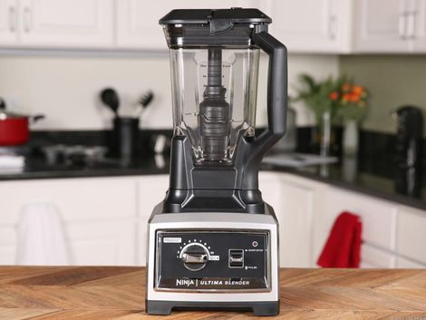 Be a real Fruit Ninja with this Ninja Ultima blender.