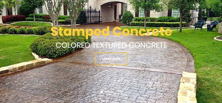 Stamped Concrete Myrtle Beach SC & Decorative , Walkways, Driveways, Pool Decks
