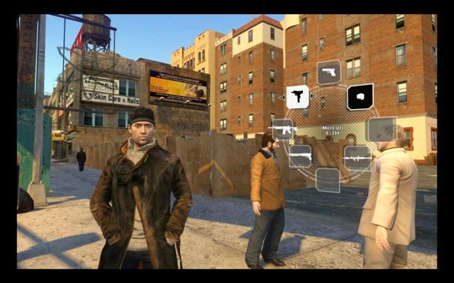 GTA 4 Sports Watch Dogs Mod