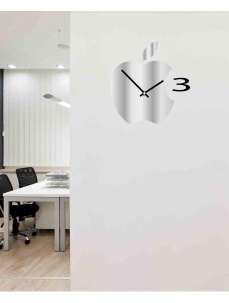 Stilvolle Wanduhr PETRA, Farbe: Spiegel, Silber Artikel-Nr.:  X0021-SILVER-BLACK hands Zustand:  Neuer Artikel  Verfügbarkeit:  Auf Lager  Die Zeit ist reif für eine Veränderung gekommen! Dekorieren Uhr beleben jedes Interieur, markieren Sie den Charme und Stil Ihres Raumes. Ihre Wärme in das Gehäuse mit der neuen Uhr. Wanduhr aus Plexiglas sind eine wunderbare Dekoration Ihres Interieurs.
