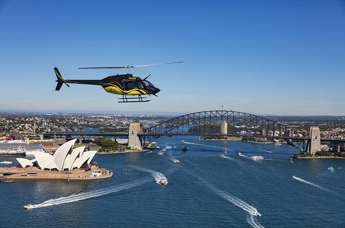 Visite de Sydney en hélicoptère: offre spéciale Vol panoramique - TripAdvisor