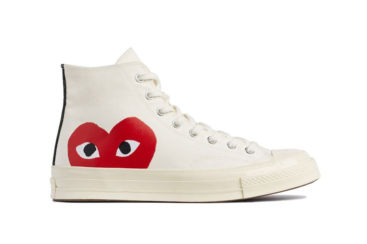 comme des garcons play converse chuck taylor all star 70