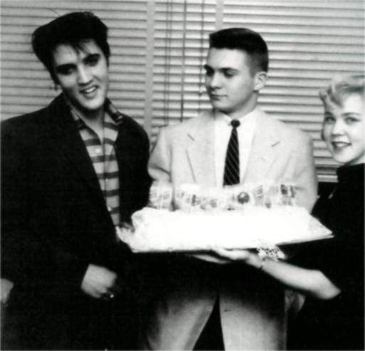 Image result for Elvis Presley, January 9, 1957