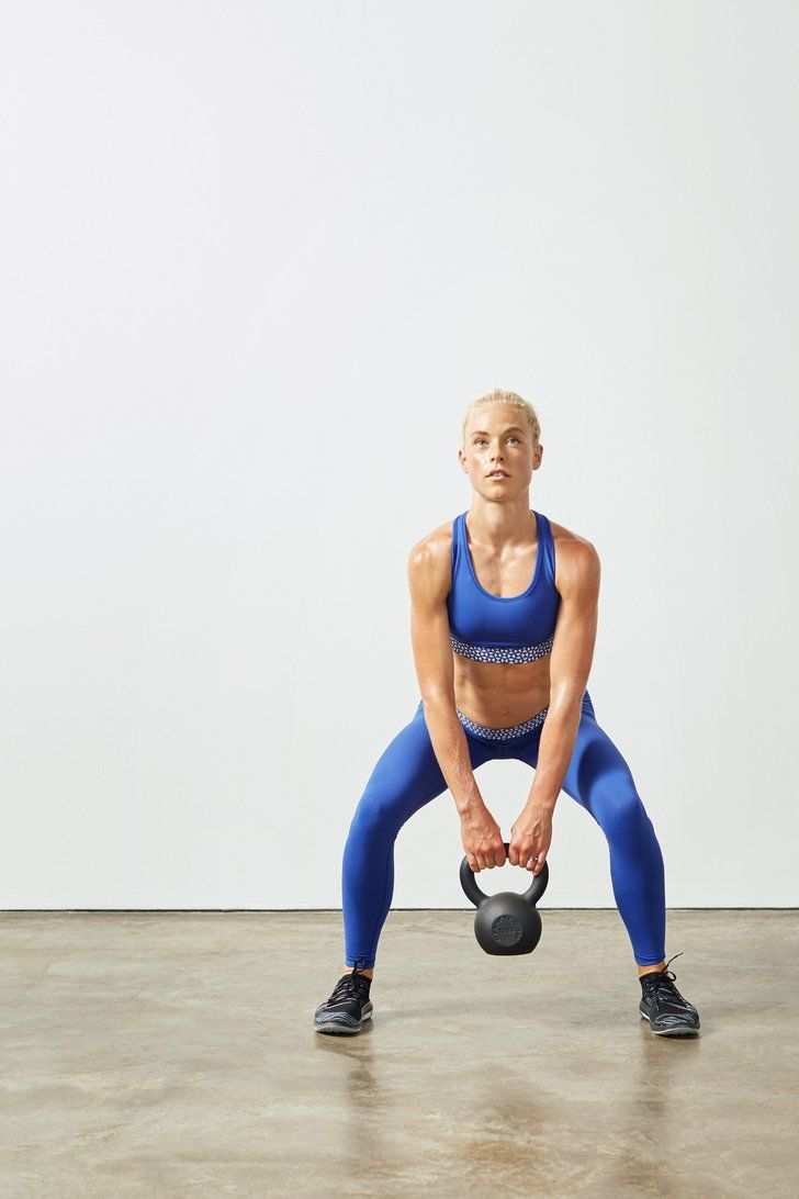 Want Toned, Lean Legs? A Trainer Recommends These 4 Lower Body Exercises