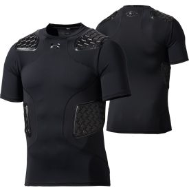 Under Armour Men's Gameday Armour D3O 4-Pad Football Shirt | DICK'S Sporting Goods