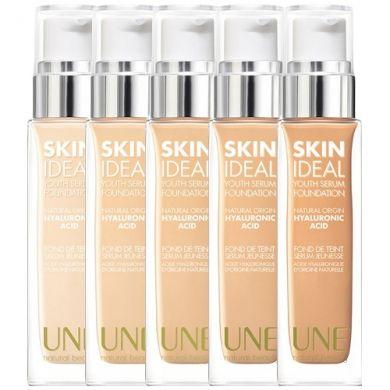 Fond de Teint  Skin Ideal Une natural beauty
