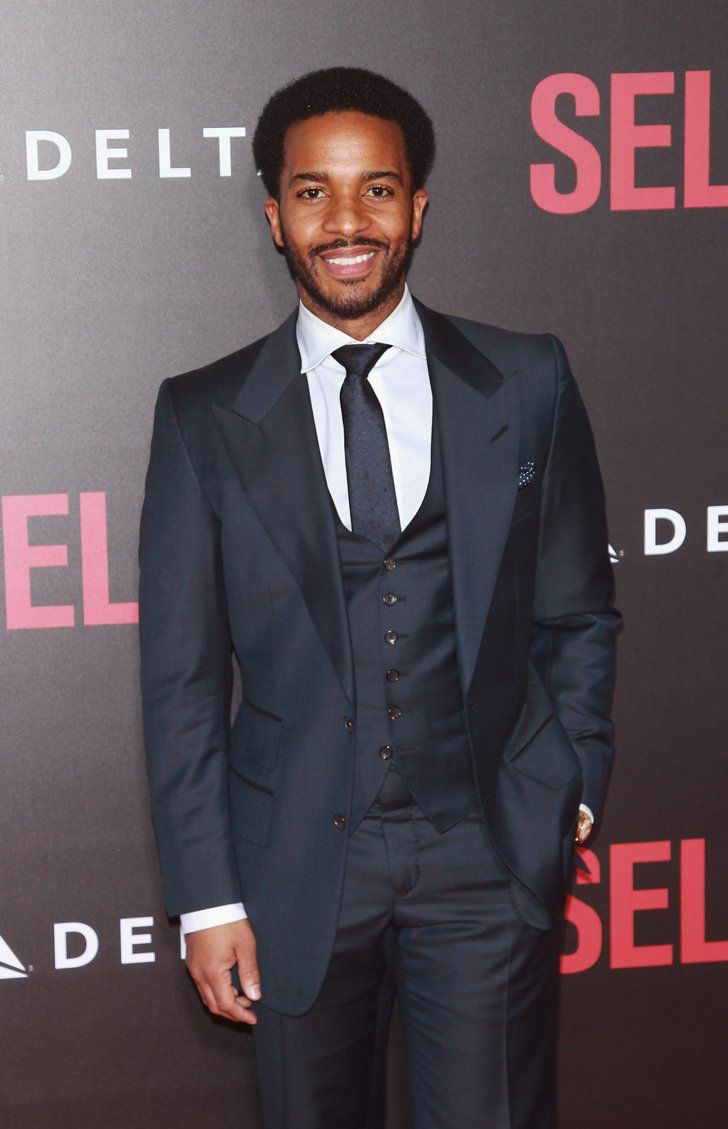 Pin for Later: 20 Photos That Prove Andre Holland Looks Hot in Any Historical Era The only problem with this three-piece suit is that it would be difficult to take off.