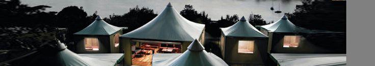 Roar & Snore - Sydney's Ultimate Sleepover | Taronga. Overnachten in een luxe tent in de zoo met uitzicht op Sydney's Harbour Bridge en Opera House!
