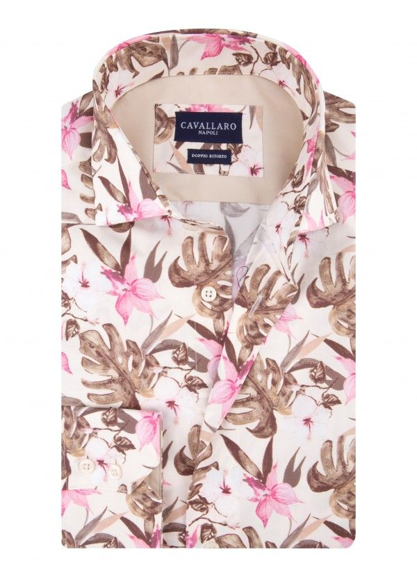 Safari Shirt - Shirts - COLLECTIE SS16 - Heren