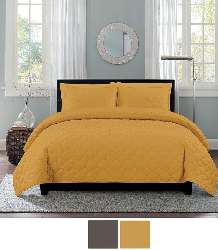 Bedroom Door Decor Tumblr Master Bedroom Paint Ideas Green Master Bedroom Curtains King Size Bedroom Furniture Sets: Best 25+ Yellow Bedding Ideas On Pinterest