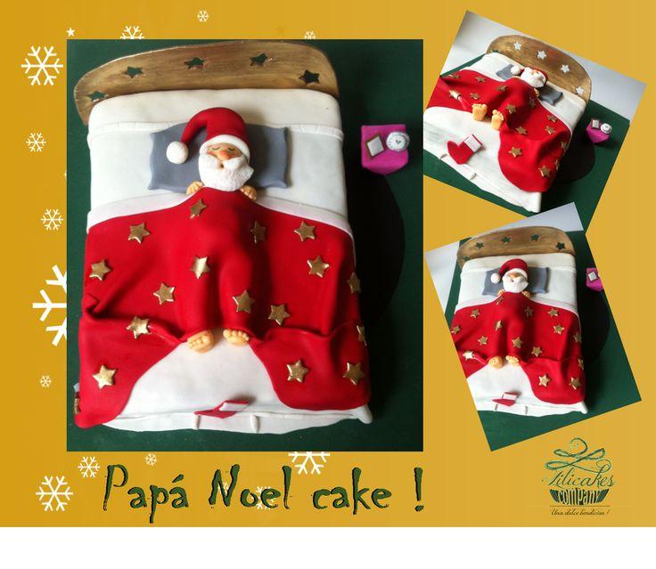 Papá Noel Cake !