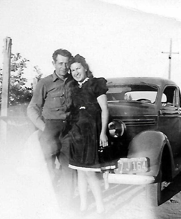 John & Marguerite Dunivan
