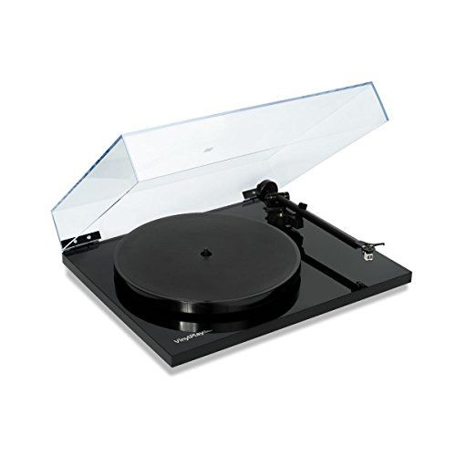 FLEXSON VinylPlay Digital Turntable (Black)