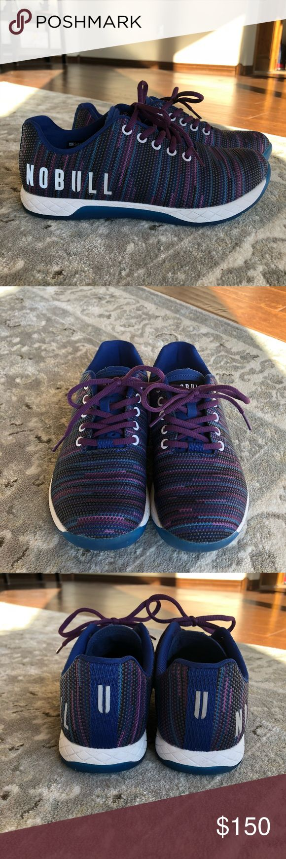 Nobull purple trainers, women's 8! These Nobull trainers are in almost new condition, worn less than 5 times. Women's size 8! No signs of wear or tear! Fit true to size. Nobull Shoes Athletic Shoes