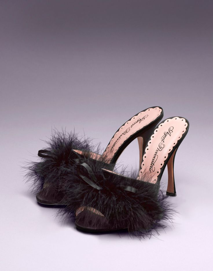 17 best images about the foofoo fluffy mule boudoir for H m bedroom slippers