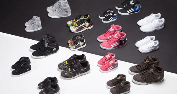 adidas zx flux bambina 28