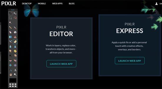 software libre | Pixlr editor imagenes