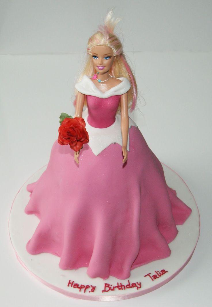 cake tutorial aurora cake sleeping beauty cake princess cakes princess ...