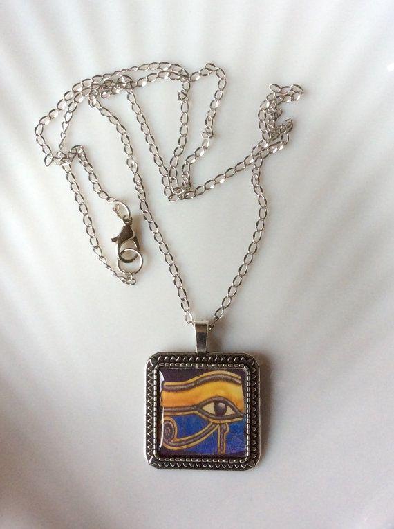 Occhio di Horus Amuleto simbolo di rigenerazione di MagicPrisma