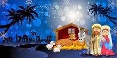 El nacimiento del Niño Jesus