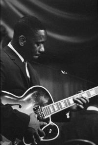 Wes Montgomery. West Coast cool jazz (not the jazz you hear on smooth jazz stations)