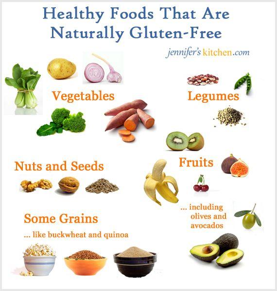 Gluten-Free-Foods from Jennifers Kitchen