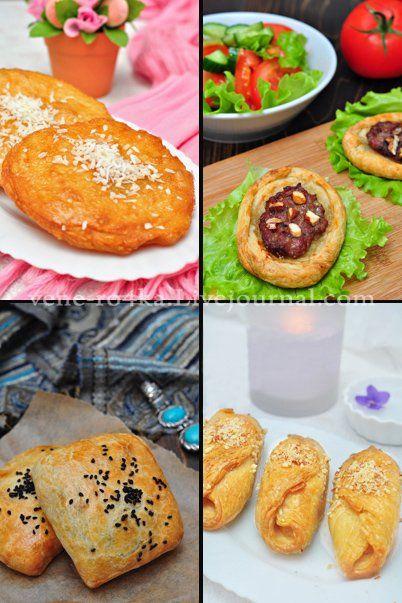 Арабское тесто A'jineh Mwarraqah для сладкой и не сладкой выпечки - Вкусная…
