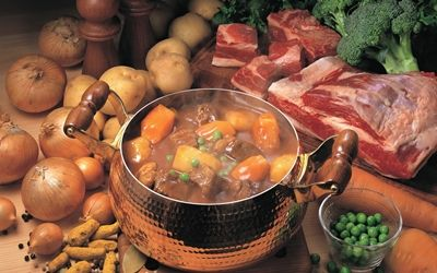 Recipe for goulash a national dish from Hungary that will satisfy your taste buds
