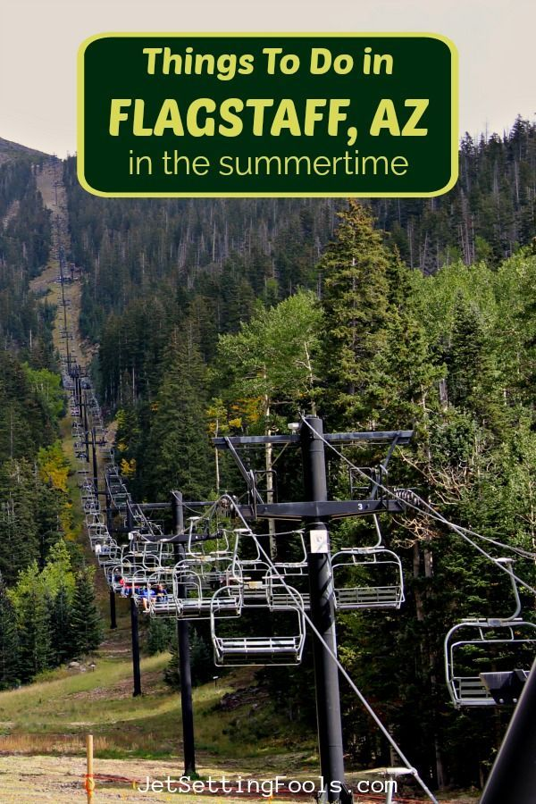 Things To Do in Flagstaff, AZ in the Summertime Things