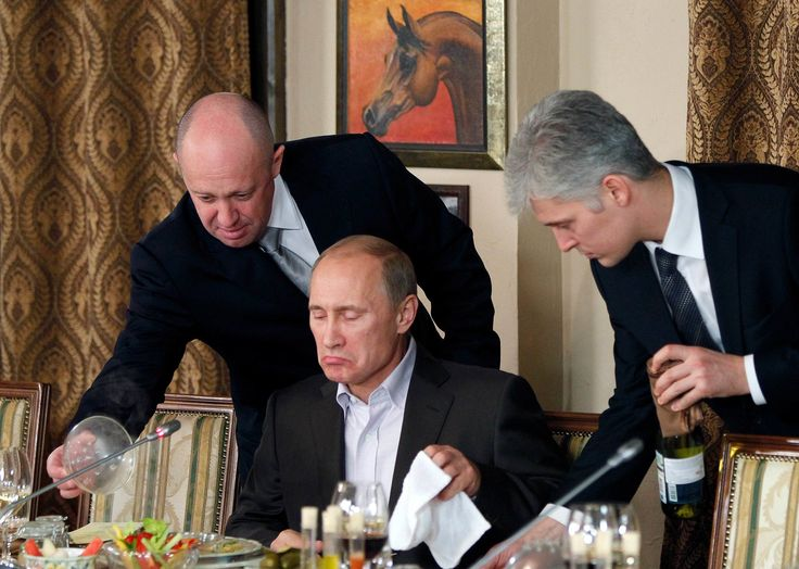 Meet Yevgeny Prigozhin the Russian Oligarch Indicted in U.S. Election Interference