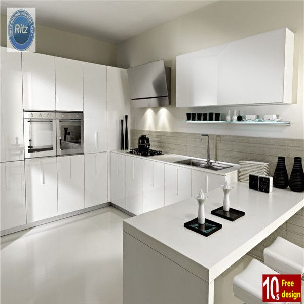 Painting Mdf Kitchen Cabinets White: Best 25+ High Gloss Kitchen Cabinets Ideas On Pinterest