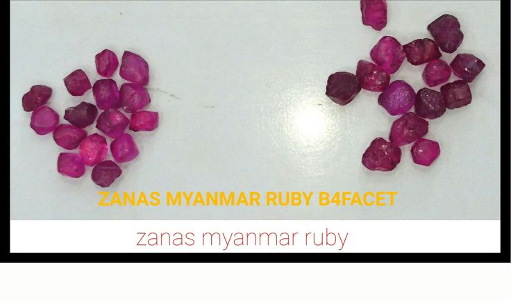 One of the Best & finest Quality Ruby are exploring from Mogok@Ruby land BURMA @MYANMAR