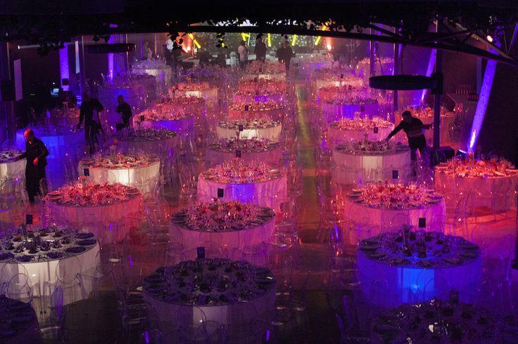 Estufa Fria l #event #decor #Dior #table #colourful# table #sheets