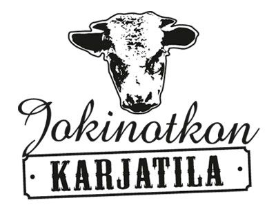 Jokinotkon karjatila logo