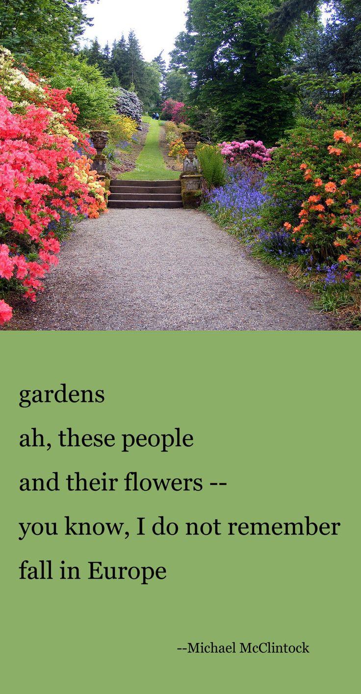 tanka poem gardensmichael mcclintock tanka