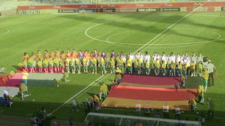 U 17 EM 2009- Finale-Video