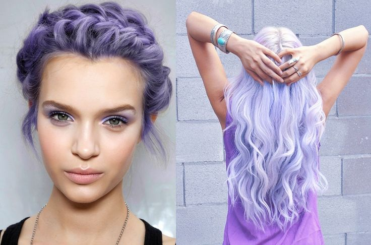 Pastel Hair, descubre más tendencias de cabello en...http://www.1001consejos.com/