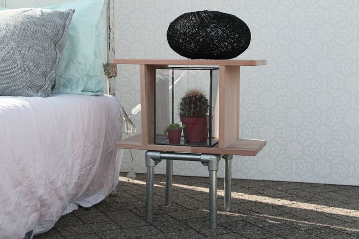 Slaapkamer Restylen : Ontwerp Design Yvet van Riek Slaapkamer ...