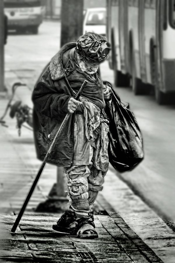 biography of a homeless man essay 11 homeless people who became rich and famous  aside from a movie  based on his life starring will smith, gardner also has two new.