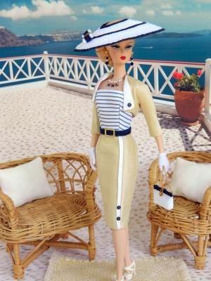*Nautica*~ OOAK Fashion for Silkstone/Vintage Barbie/Fashion Royalty~Joby by bethany