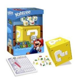 Yahtzee Super Mario Nintendo Game. http://www.nzgameshop.com/party-and-family-board-games/yahtzee-super-mario-nintendo-game