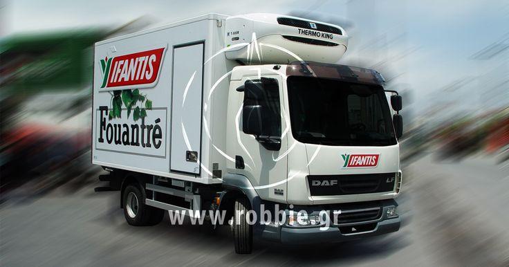 ΥΦΑΝΤΗΣ - Fouantre / Σήμανση οχημάτων // #Ολική_Κάλυψη #Σήμανση_Οχημάτων #Στόλοι_Εταιρειών #Ψηφιακές_Εκτυπώσεις #robbieadv
