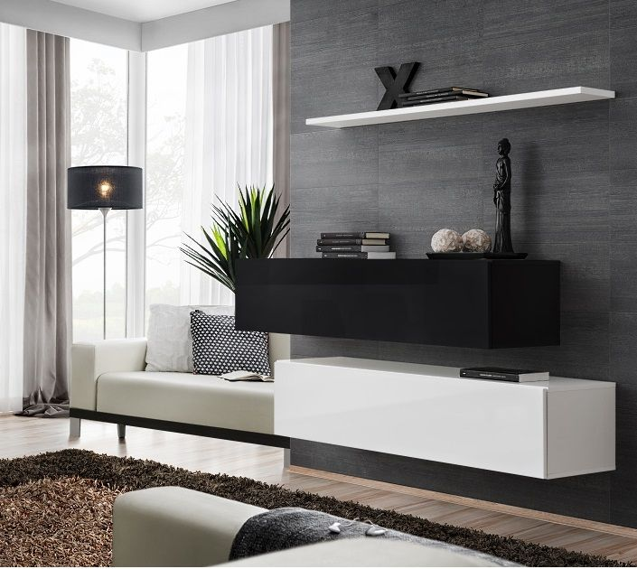 Best 20 White Gloss Tv Unit Ideas On Pinterest Media Wall Unit Modern Tv Room And Glass Tv Unit