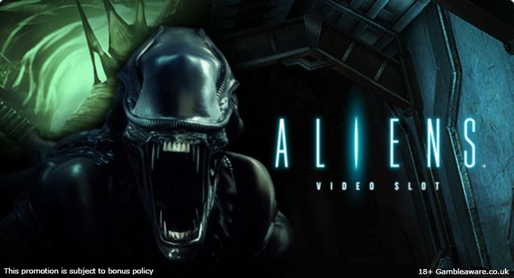 Play this action filled slots game now at Coinfalls Casino. Play Aliens online slots now!! #slots #casino #gambling #win #lucky  Sign up to get £5 now!!  http://www.coinfalls.com/games/aliens/?tcode=socialVIP