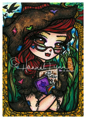 Scarecrow (2013) - Hannah Lynn Art & Design