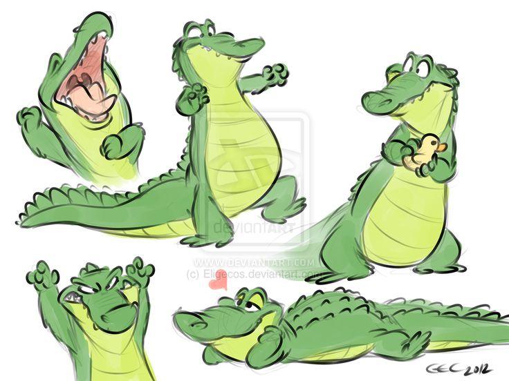 more gators by Eligecos.deviantart.com on @deviantART because gators #alligators…