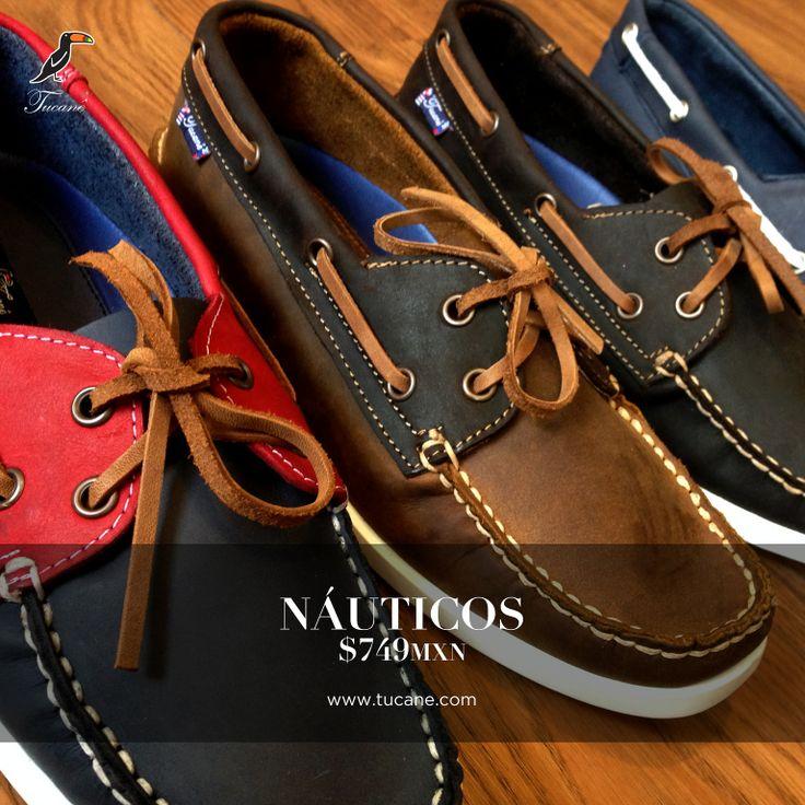 Boat Shoes #tucane #nauticos #zapatos #him #men #shoes #fashion #menstyle #betucane #soytucane