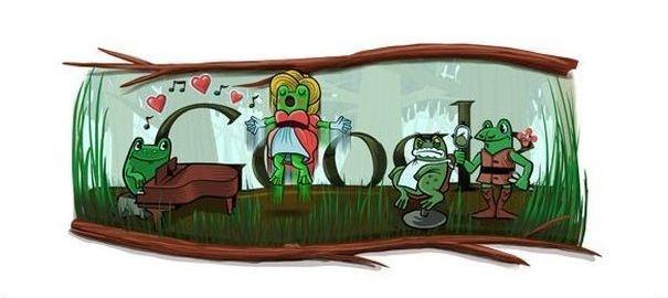 Doodle spécial Rossini