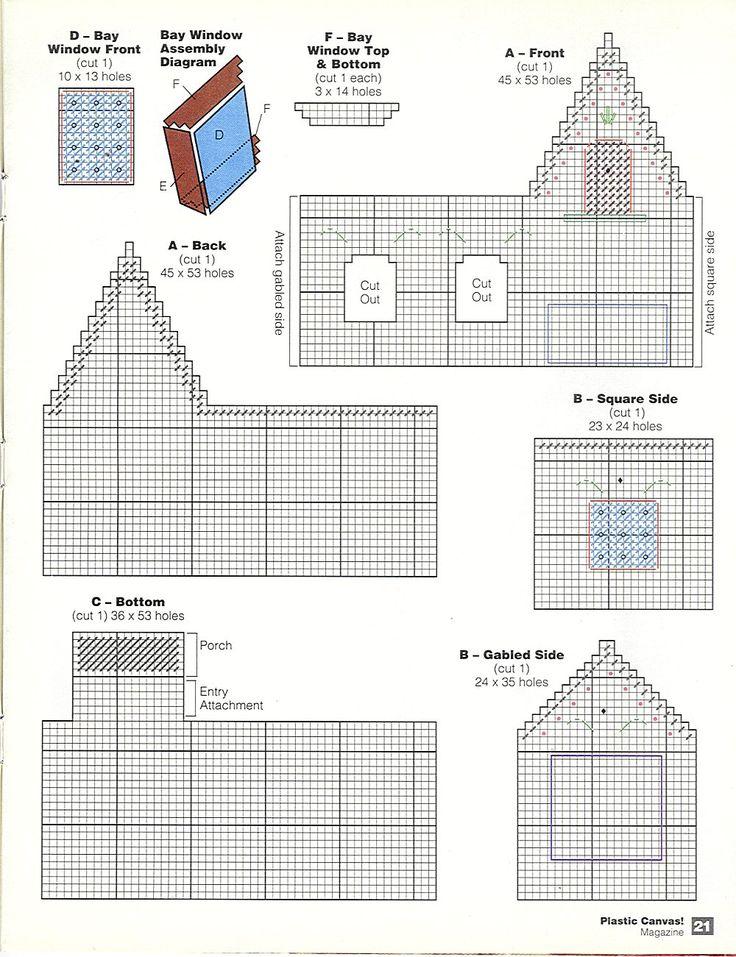 Gingerbread House (magazine) 3/4